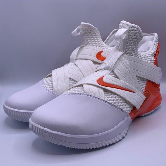 Nike Shoes | Lebron Soldier 12 Tb White